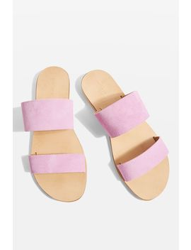 Happy Two Part Sandals by Topshop