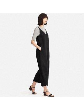 Combinaison En Lin Sans Manches Femme by Uniqlo