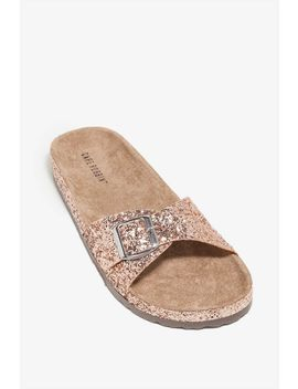 Buckle Me Not Sandal by A'gaci