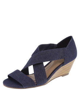 Women's Kerry Softee Wedge Sandal by Learn About The Branddexflex Comfort