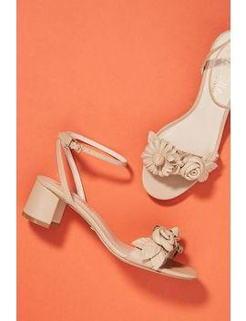 Nanette Lepore Donna Heeled Sandals by Nanette Lepore