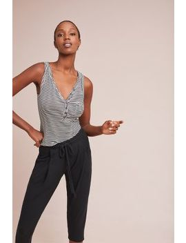 Ivy Henley Tank by Pure + Good