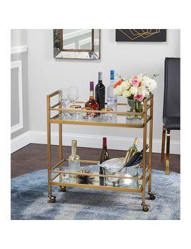 Simple Living Manhattan Bar Cart by Simple Living