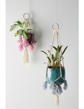 Liliana Hanging Pot by Anthropologie