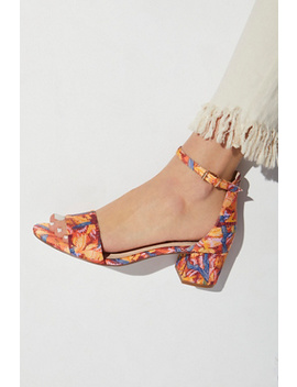 Printed Marigold Block Heel by Free People