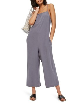Molly Square Neck Slouch Jumpsuit by Topshop