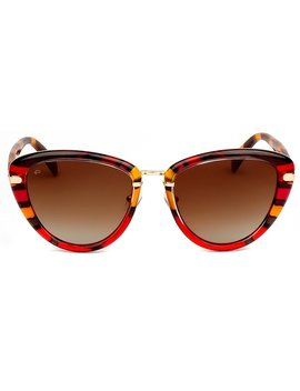 """PrivÉ Revaux Icon Collection """"The Monet"""" [Limited Edition] Handcrafted Designer Polarized Cat Eye Sunglasses (Brown Tortoise) by Priv%C3%89+Revaux"""