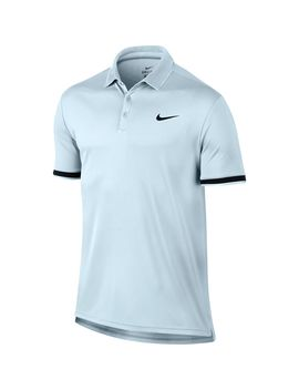 Nike Men's Court Dry Tennis Polo by Nike