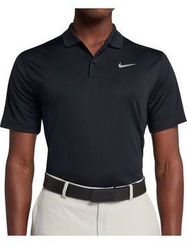 Nike Men's Solid Dry Victory Golf Polo by Nike