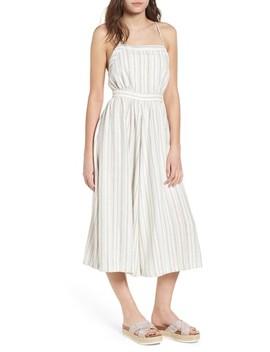 Stripe Apron Dress by Bp.