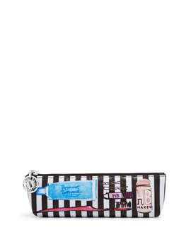 Beauty Essentials Small T Gusset Cosmetic Bag by Henri Bendel