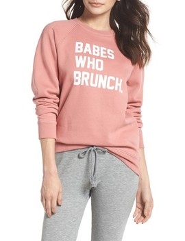 Babes Who Brunch Sweatshirt by Brunette The Label