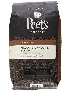 Peets Coffee, Major Dickason's Blend, Whole Bean 32oz by Peet's Coffee
