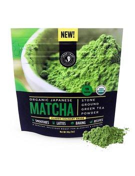 Jade Leaf Matcha Green Tea Powder   Usda Organic, Authentic Japanese Origin   Classic Culinary Grade (Smoothies, Lattes, Baking, Recipes)  ... by Jade Leaf Matcha