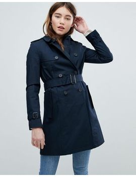 Jack Wills Amborse Trench Coat by Jack Wills