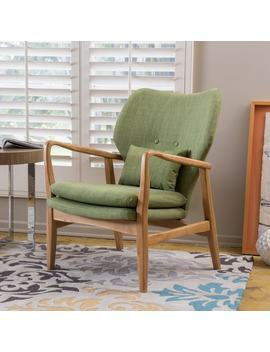 haddie-wood-frame-club-chair-by-christopher-knight-home by christopher-knight-home