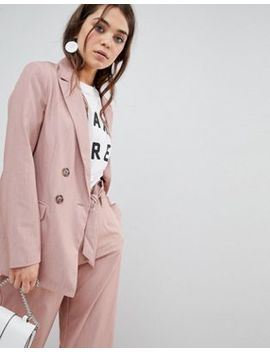 New Look Double Breasted Blazer   Co Ord by New Look