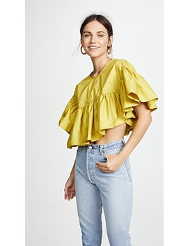Flamenco Top by 3.1 Phillip Lim