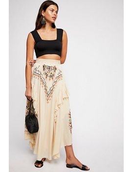 Rugged Heart Skirt by Free People