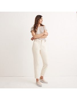 Tapered Pants by Madewell