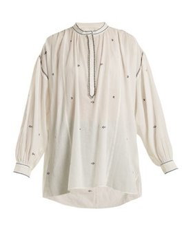 Mathilde Embroidered Top by Isabel Marant Étoile
