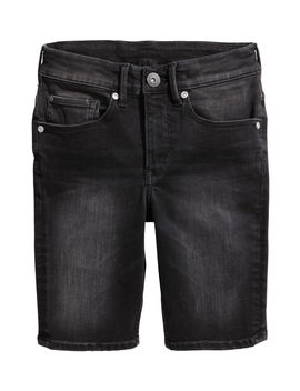 Skinny Fit Shorts by H&M