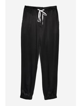 **Cuffed Hem Joggers By Boutique by Topshop