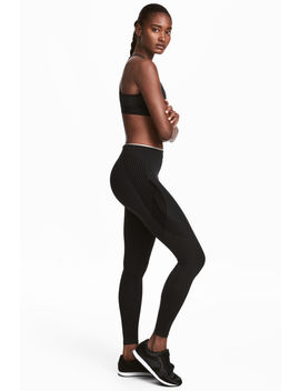 Lauftights Compression Fit by H&M