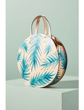 Ann Howell Bullard Fern Circle Bag by Ann Howell Bullard