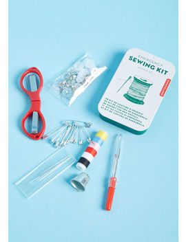 The Saving Stitch Emergency Sewing Kit The Saving Stitch Emergency Sewing Kit by Kikkerland