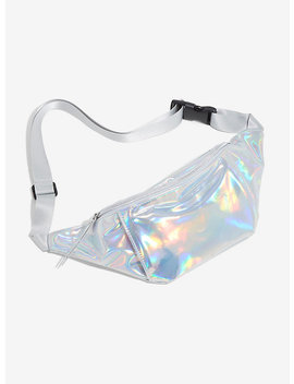 Holographic Fanny Pack by Hot Topic