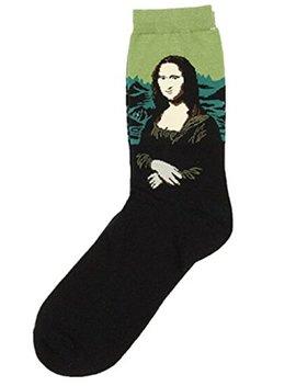 Fenglang 2pairs Popular Art Painting Socks Artist Series Starry Night Men Women Famous Socks Sox by Amazon