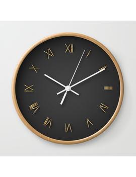 Wall Clock by Razvan