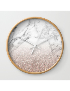 Wall Clock by Marbleco