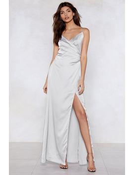 When The Moons Out Maxi Dress by Nasty Gal