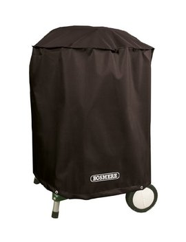 Bosmere D700 Storm Black Kettle Bbq Cover by Amazon