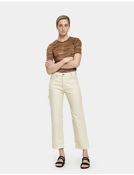 Linda Pant In Natural by Need Supply Co.