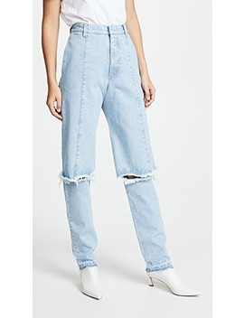 Slim Demi Jeans by Ksenia Schnaider