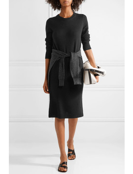 Snyder Cashmere Midi Dress by Equipment