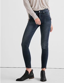Ava Mid Rise Legging Jean In Ancona by Lucky Brand