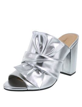 Women's Reece Bow Mule by Learn About The Brand Christian Siriano For Payless