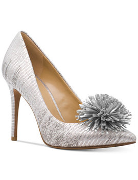 Lolita Pointed Toe Pumps by Michael Michael Kors