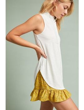 Christine Ruffled Top by Akemi + Kin