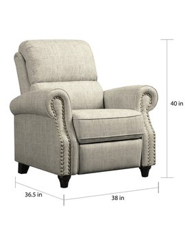 clay-alder-home-antioch-tan-linen-push-back-recliner-chair by clay-alder-home