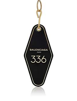 "Hotel Diamond ""336"" Key Chain by Balenciaga"