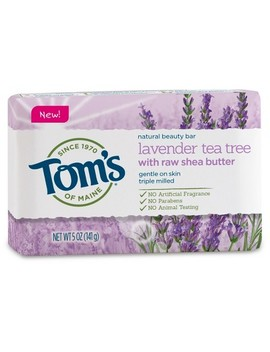 Tom's Of Maine® Lavender Tea Tree Natural Bar Soap   5oz by Tom's Of Maine