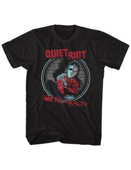 Quiet Riot Heavy Rock Band Metal Health American Classics Adult T Shirt by Walmart