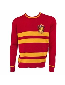 Harry Potter Gryffindor Jacquard Sweater by Harry Potter