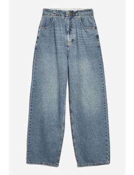 **Slouch Cinch Jeans By Boutique by Topshop