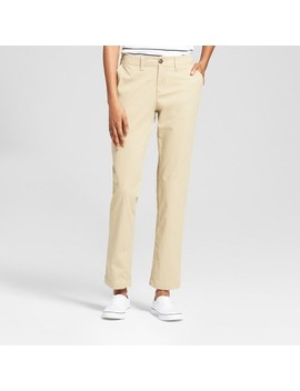 Women's Slim Chino Pants   A New Day™ by A New Day™